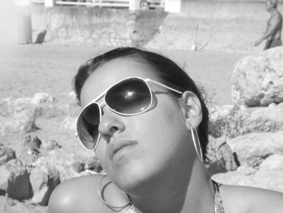 Le soleil a Cannes