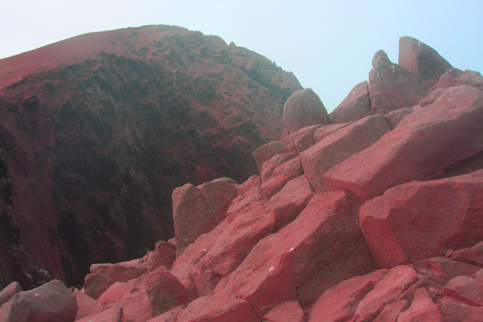 Welcome to Mars, Peru